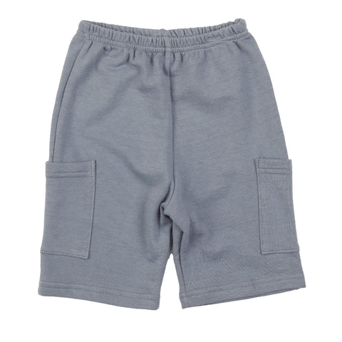 Organic Cotton | Explorer Shorts | Storm | USA Made