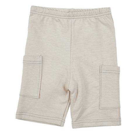 Organic Cotton | Explorer Shorts | Sand | USA Made