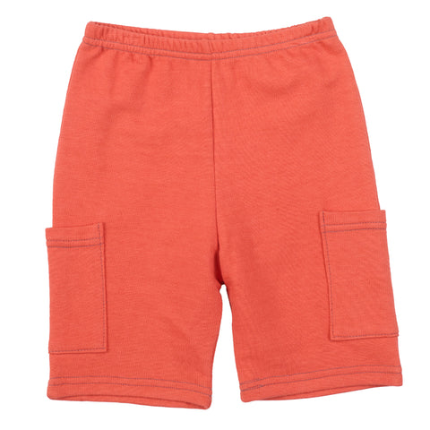 Organic Cotton | Explorer Shorts | Firebird | USA Made