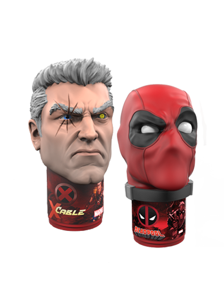 DEADPOOL & CABLE PACK