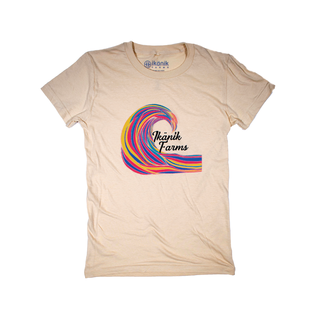 Women's Summer Wave Tee