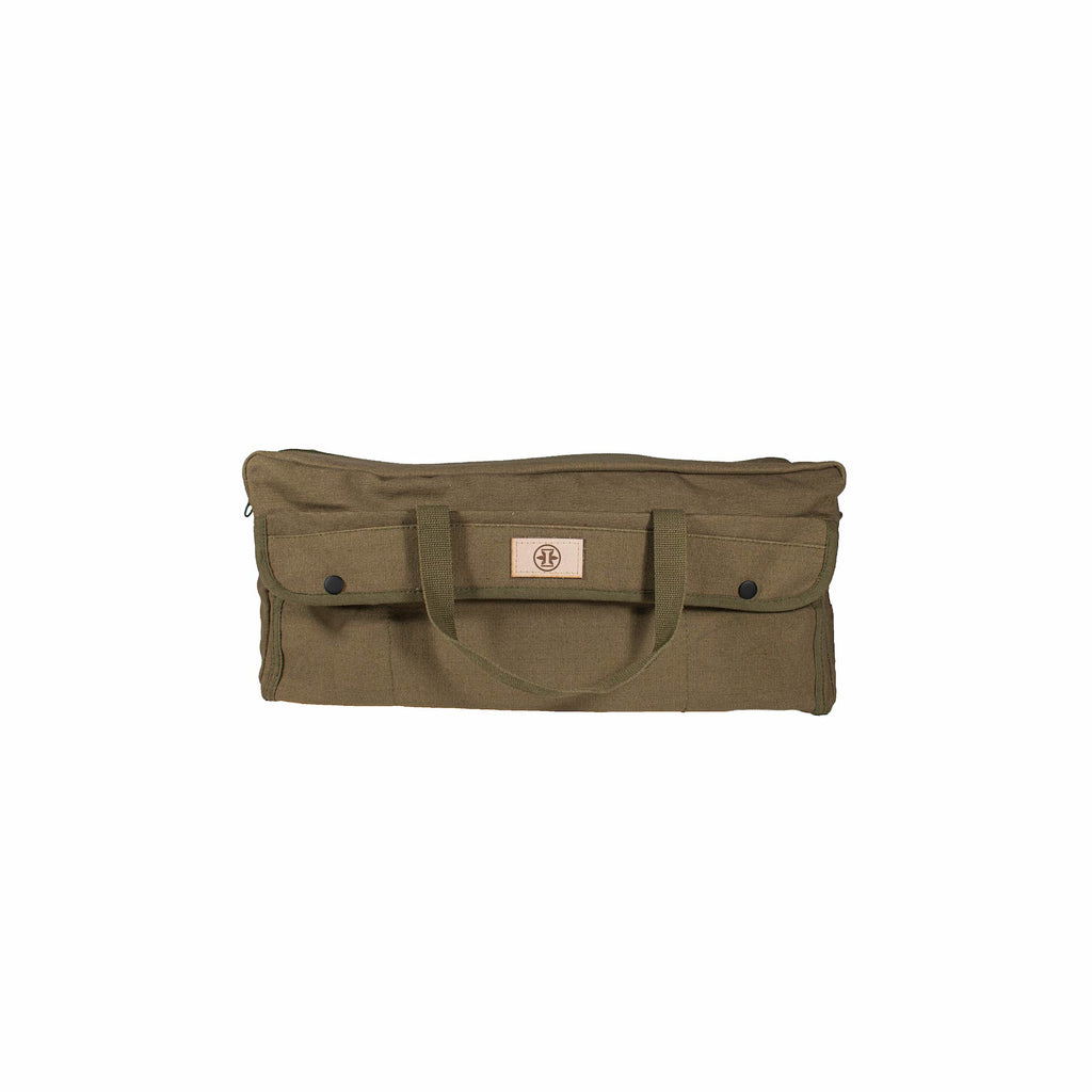 Ikanik Canvas Parachute Cargo Bag