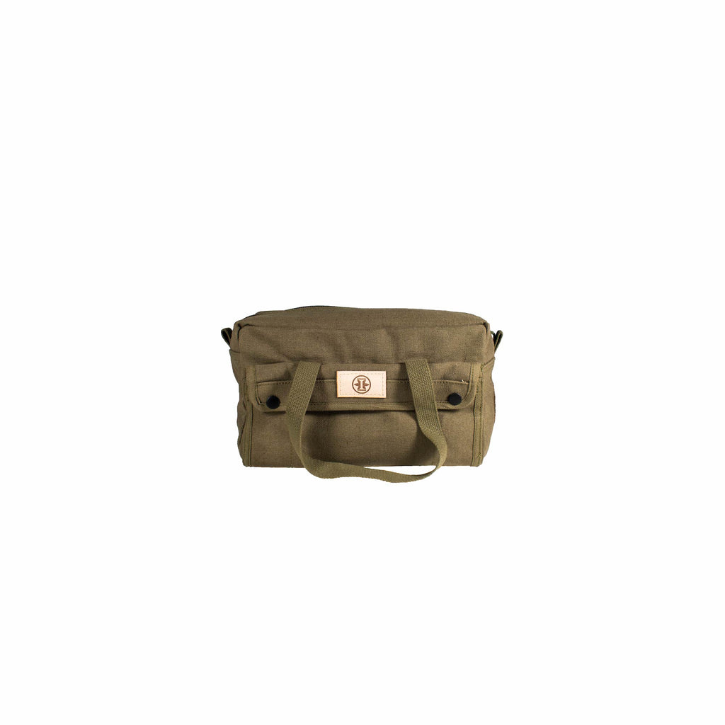 Ikanik Canvas Toiletry Cargo Bag