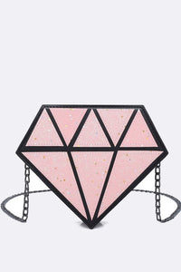 Shine Bright Bag - Pink