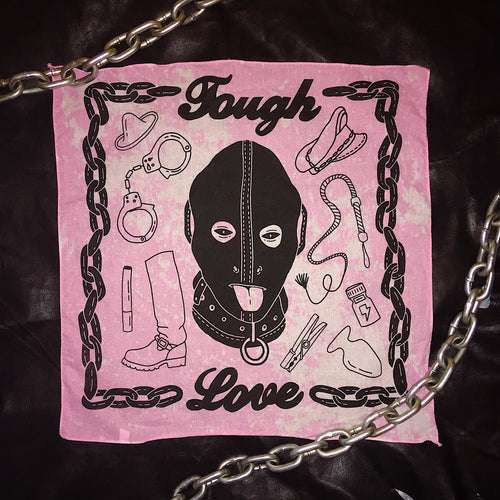 Tough Love Cum  Rag