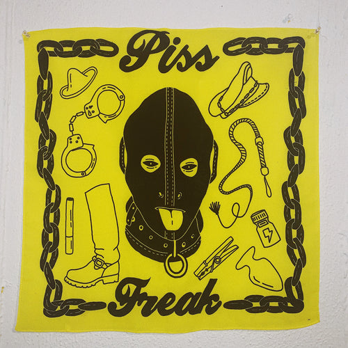 Piss Freak Hanky