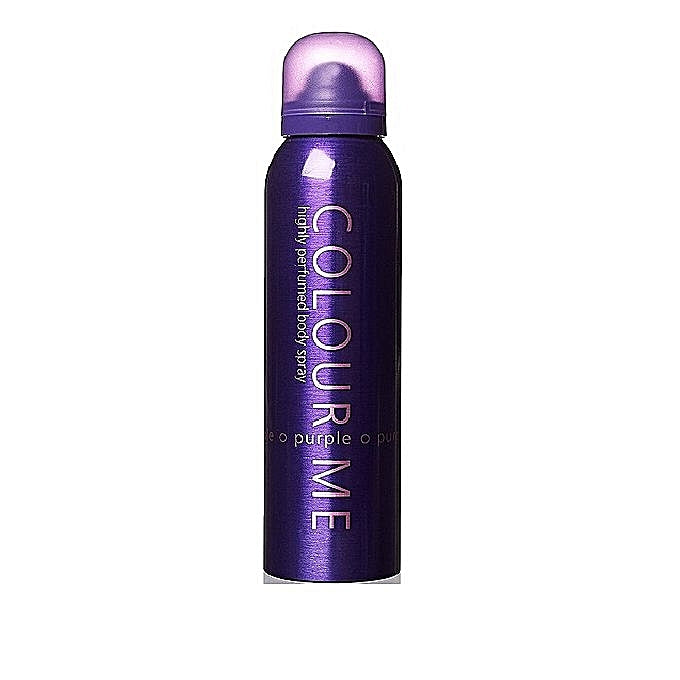 Milton Lloyd Color Me Purple Perfumed Body Spray - 150ml
