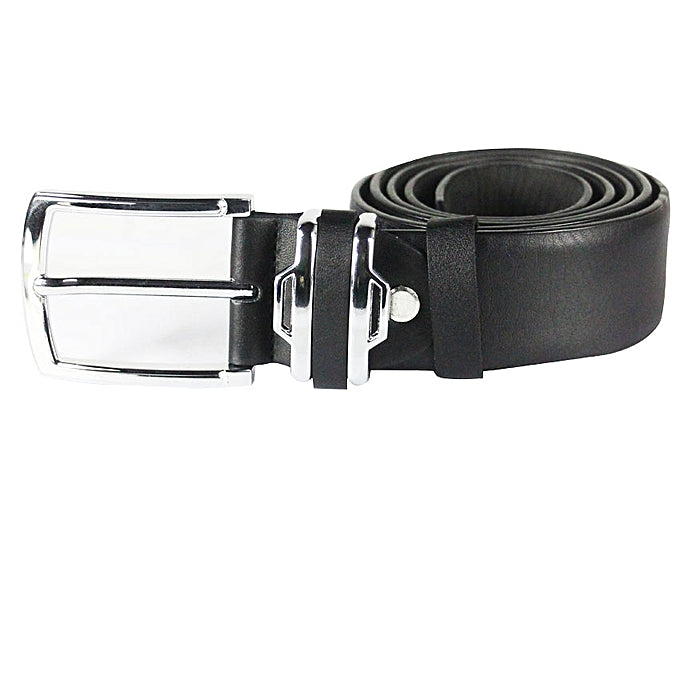 My Gentle Classy Leather Belt - Black