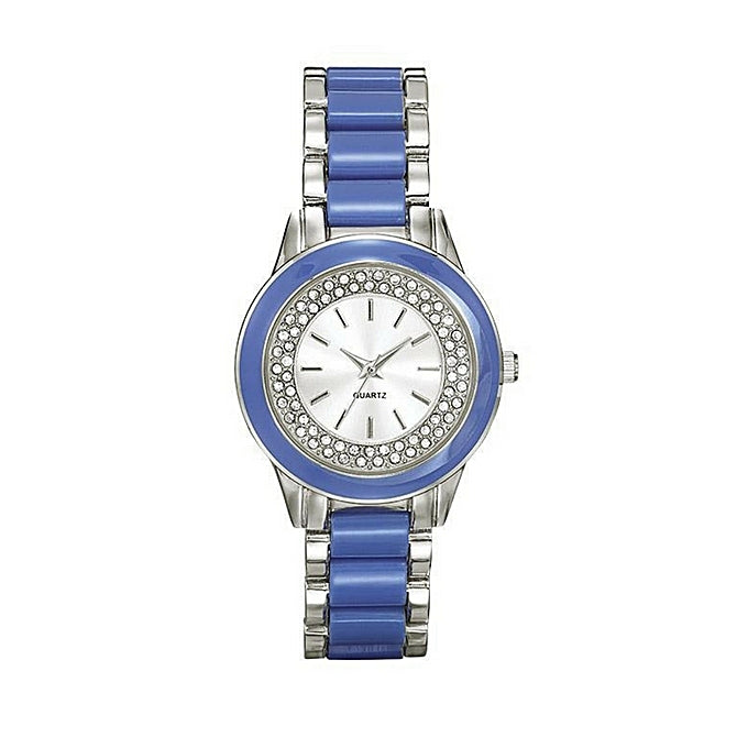 Ladies Avon Signature Stainless Steel Analog Wrist Watch - 3 colors