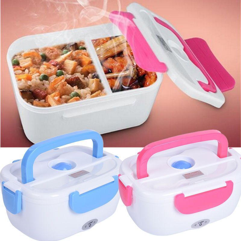 Electric Lunch Box - Warmer & Heater - Plastic bowl