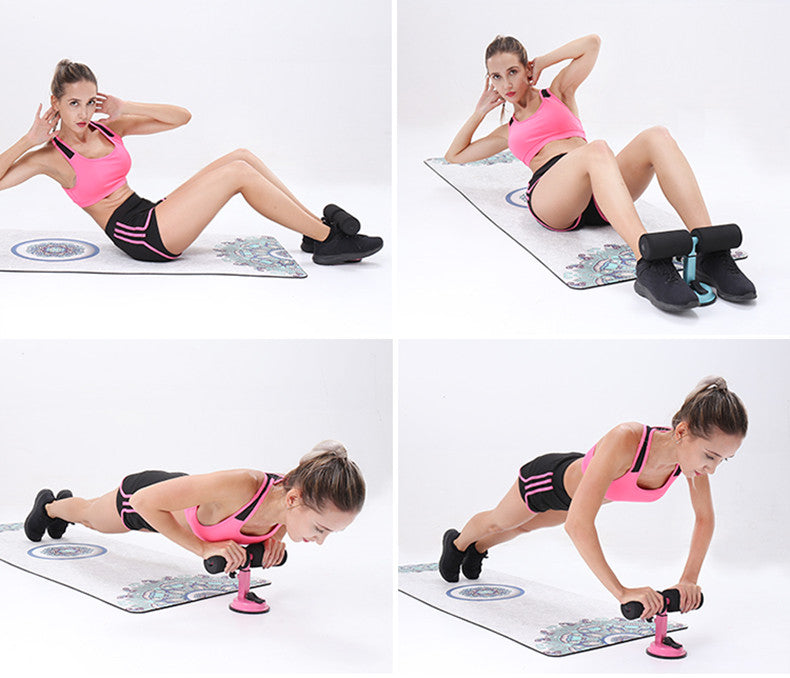 Sit Up Bar with suction base