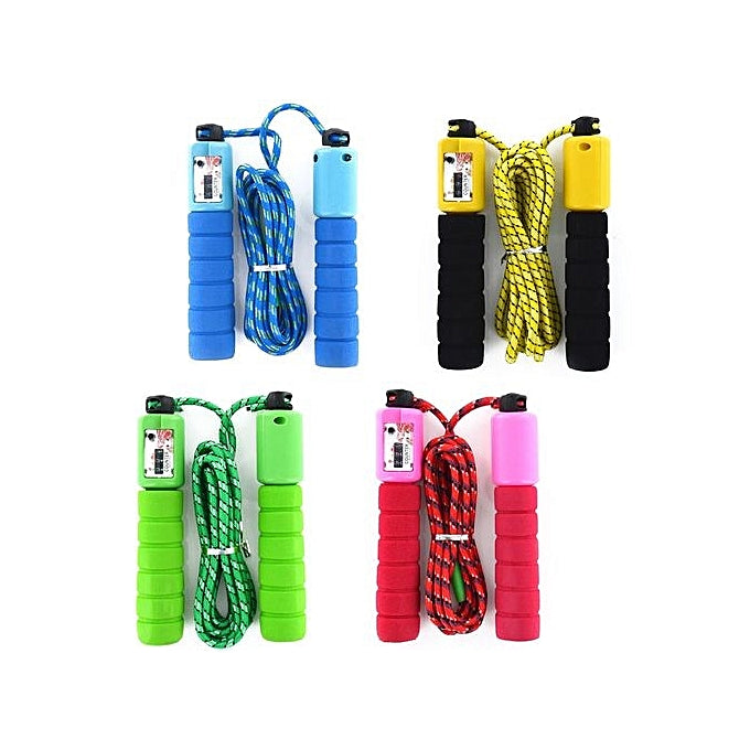 Skip Rope with counter - 4pcs