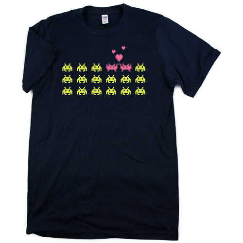 Heart Invaders Shirt