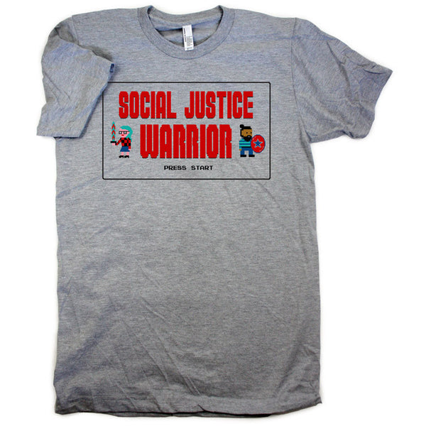 Social Justice Warrior Shirt