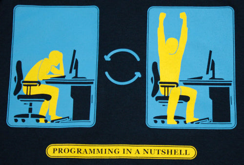 Programming in a Nutshell Shirt
