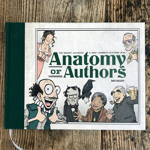 Anatomy of Authors
