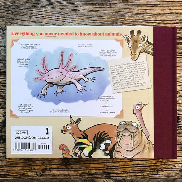 Anatomy of Animals Book