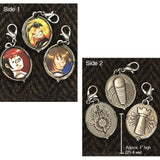 Girl Genius Charms Set 03