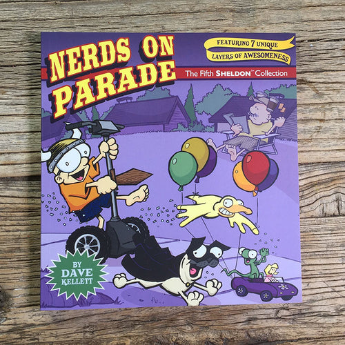 Sheldon Book 5 - Nerds on Parade