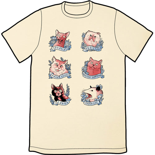 Fancy Cats Shirt