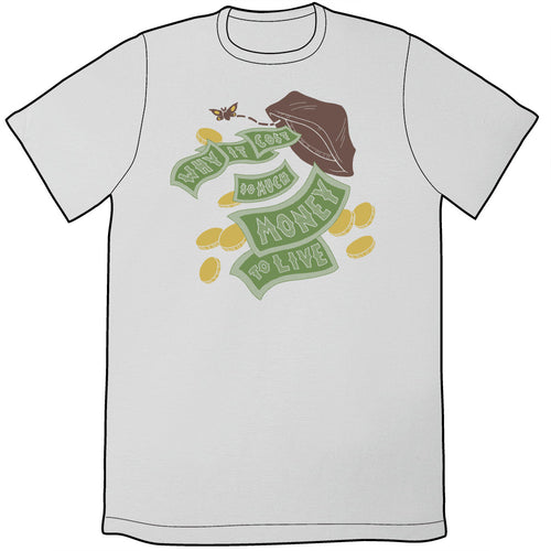 Why It Cost So Much Money Shirt *LAST CHANCE*