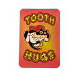 Spoons Tooth Hugs Pin