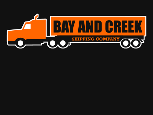 Bay and Creek Shipping Company Shirt