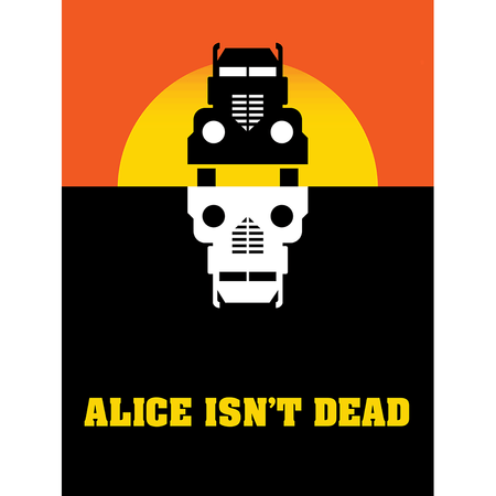 Alice Isn't Dead Road Map