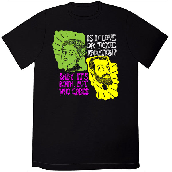 Curies In Love Shirt