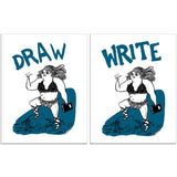 Write/Draw Prints