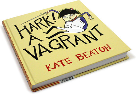 Hark! A Vagrant Comic Prints