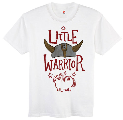 Little Warrior Kids Shirt