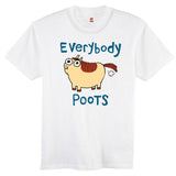Everybody Poots Kids Shirt