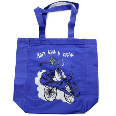 Ain't Give A Damn Tote Bag