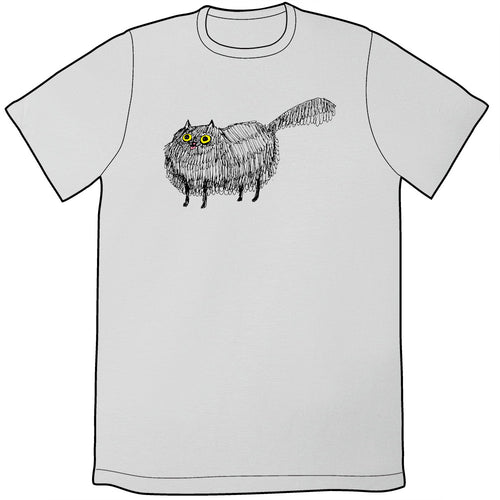 Wednesday the Cat Shirt