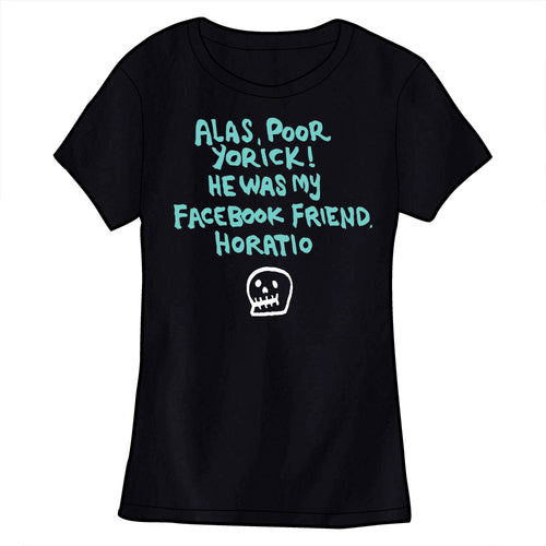Alas Poor Yorick Shirt