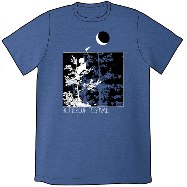 Buttercup Festival Moon Shirt