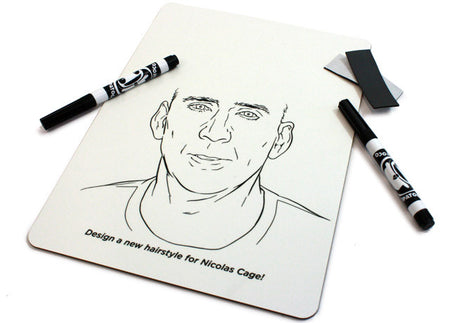 Henry Rollins Tattoo Whiteboard
