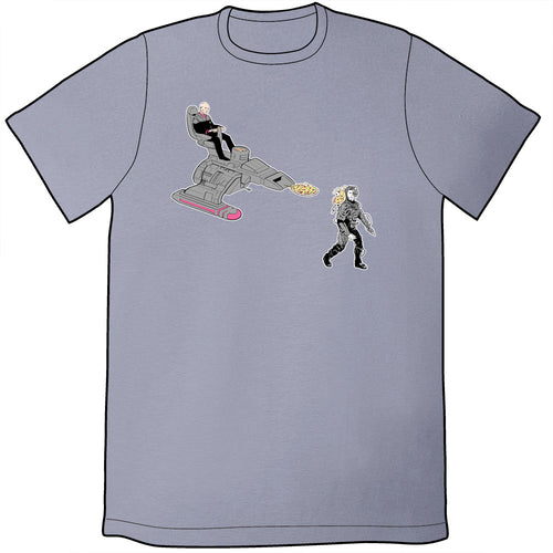 Picard Pizza Shirt