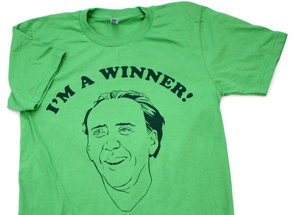 I'm A Winner Shirt (Grass)