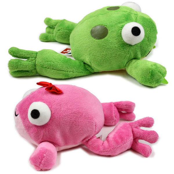 Plush Frog Buddies