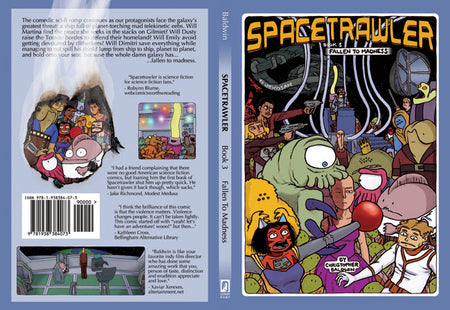 Spacetrawler Book 3-Pack