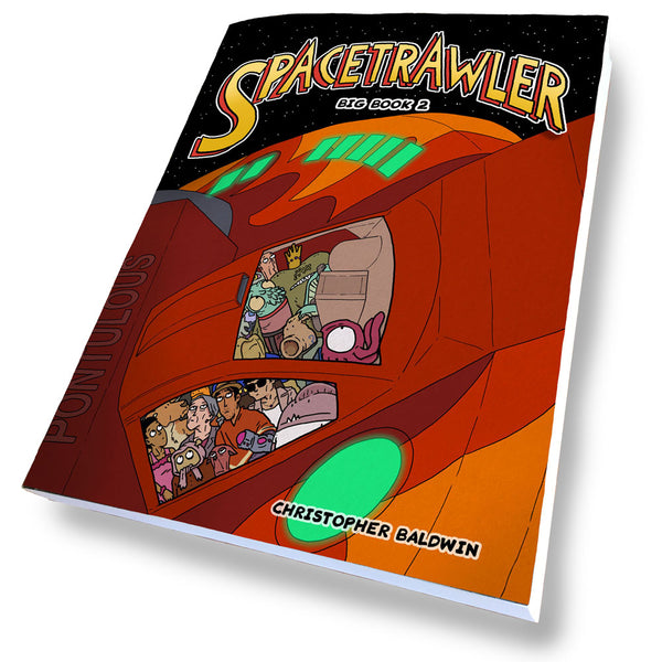 Spacetrawler Big Book Two