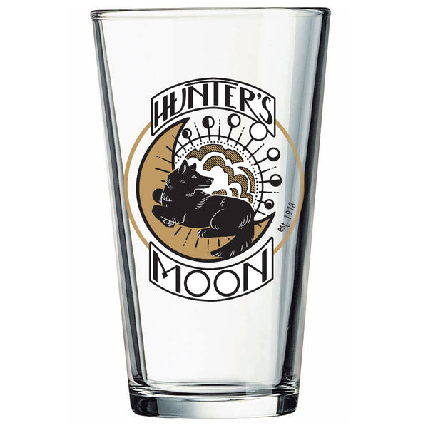 Hunter's Moon Pint Glass