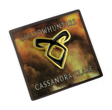 Shadowhunter Enamel Pins