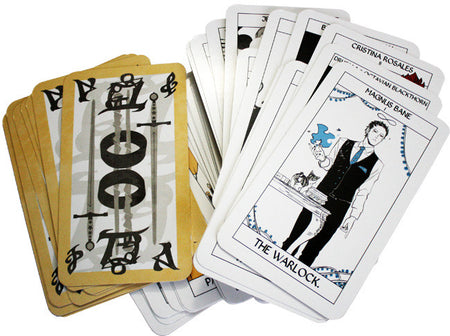 WTNV Holloway Tarot Card Deck