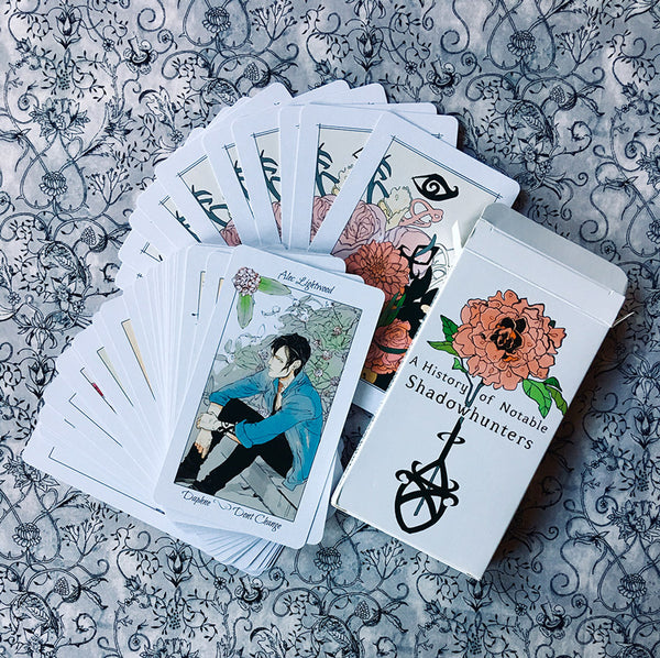 colour me happy: Mortal Instruments fangirl birthday |Mortal Instruments Cards