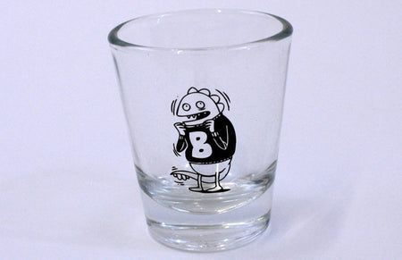 Big Rico's Pint Glass