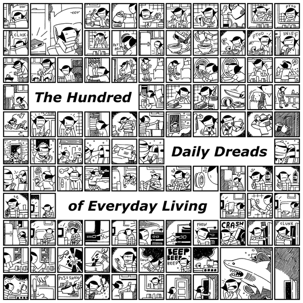 The Hundred Daily Dreads Print