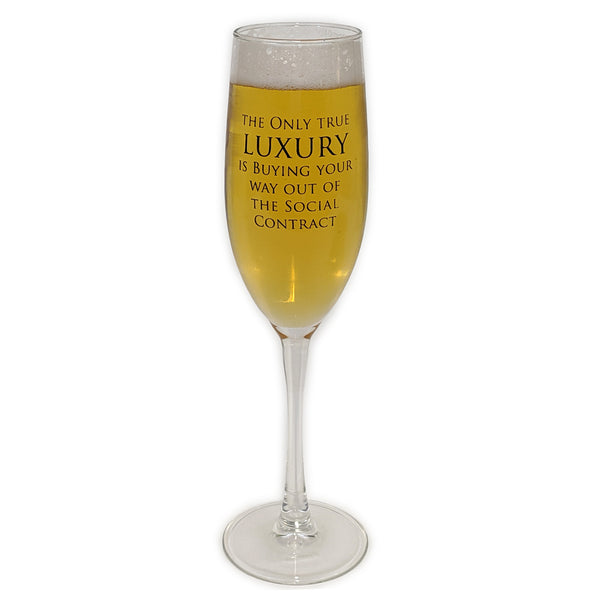 Luxury Champagne Flute